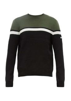 A.P.C. Mick striped wool sweater