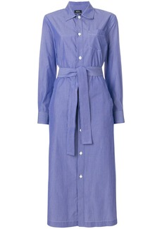 A.P.C. Millie dress - Blue