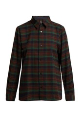 A.P.C. Mireille flannel shirt