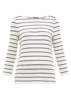 A.P.C. Myrtille Breton-striped top