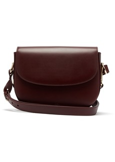 A.P.C. Odette leather cross-body bag