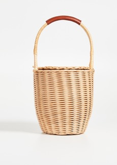 A.P.C. Osier Wicker Basket