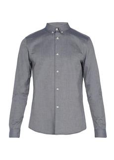 A.P.C. Oxford button-down collar shirt