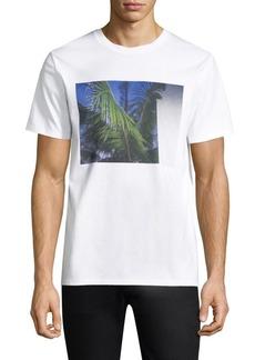 A.P.C. Palm Trees Cotton Tee