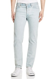A.P.C. Petit New Standard Slim Fit Jeans in Washed Indigo