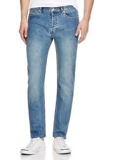 A.P.C. Petit New Standard Slim Fit Jeans in Stonewash