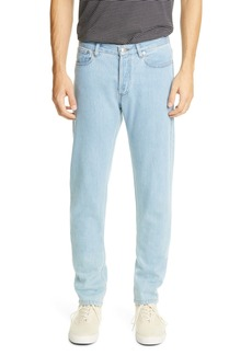A.P.C. Petit New Standard Skinny Fit Jeans (Pale Blue)