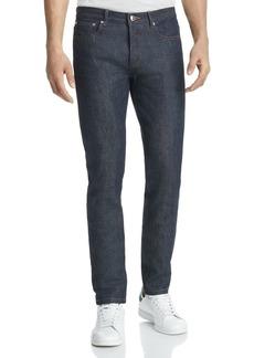 A.P.C. Petit New Standard Slim Fit Jeans in Indigo