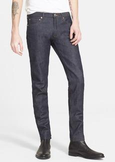 A.P.C. Petit Standard Slim Fit Raw Selvedge Jeans (Indigo)