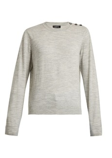 A.P.C. Petra wool sweater