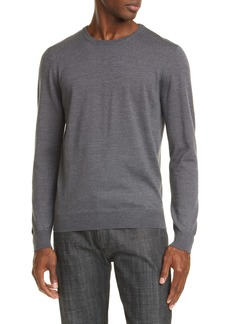 A.P.C. Pull King Merino Wool Crewneck Sweater