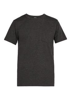 A.P.C. Road cotton crew-neck T-shirt