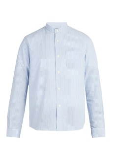 A.P.C. Robinson striped cotton shirt