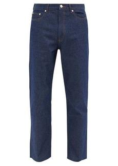 A.P.C. Rudie straight-leg jeans