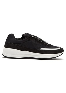 A.P.C. Running low-top trainers