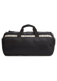 A.P.C. Sac Maybellene Nylon Duffel Bag