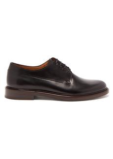 A.P.C. Samuel leather derby shoes