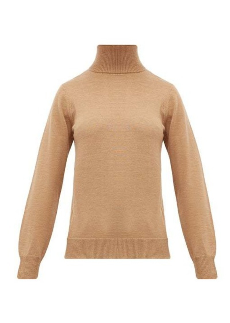 A.P.C. Sandra wool roll-neck sweater