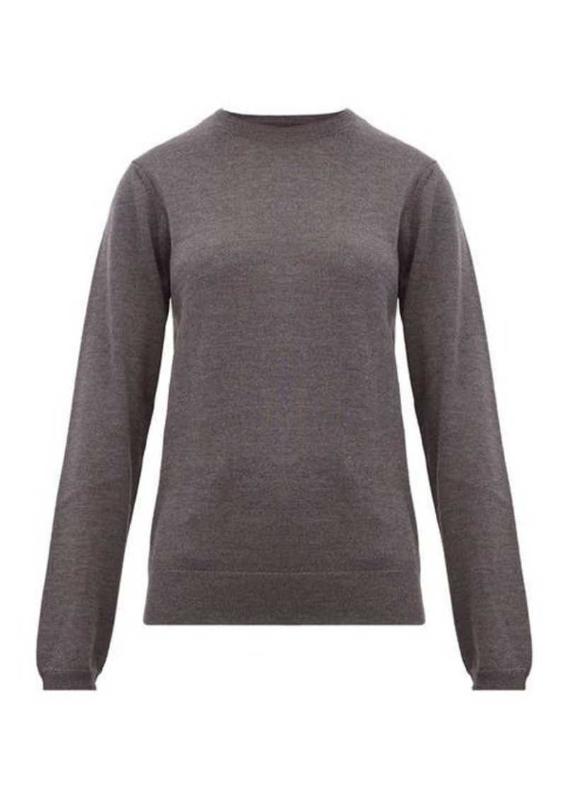 A.P.C. Savannah merino-wool sweater