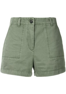 A.P.C. short length short - Green