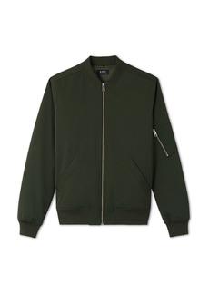 A.P.C. Slim Fit Bomber Jacket
