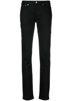 A.P.C. slim fit jeans - Black