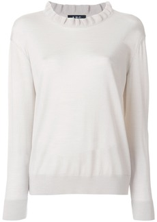 A.P.C. Spencer sweater - Nude & Neutrals