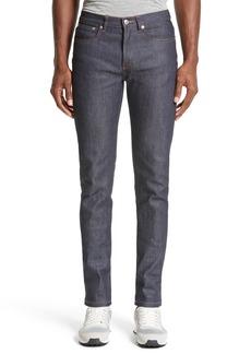A.P.C. Petite Standard Stretch Skinny Fit Jeans