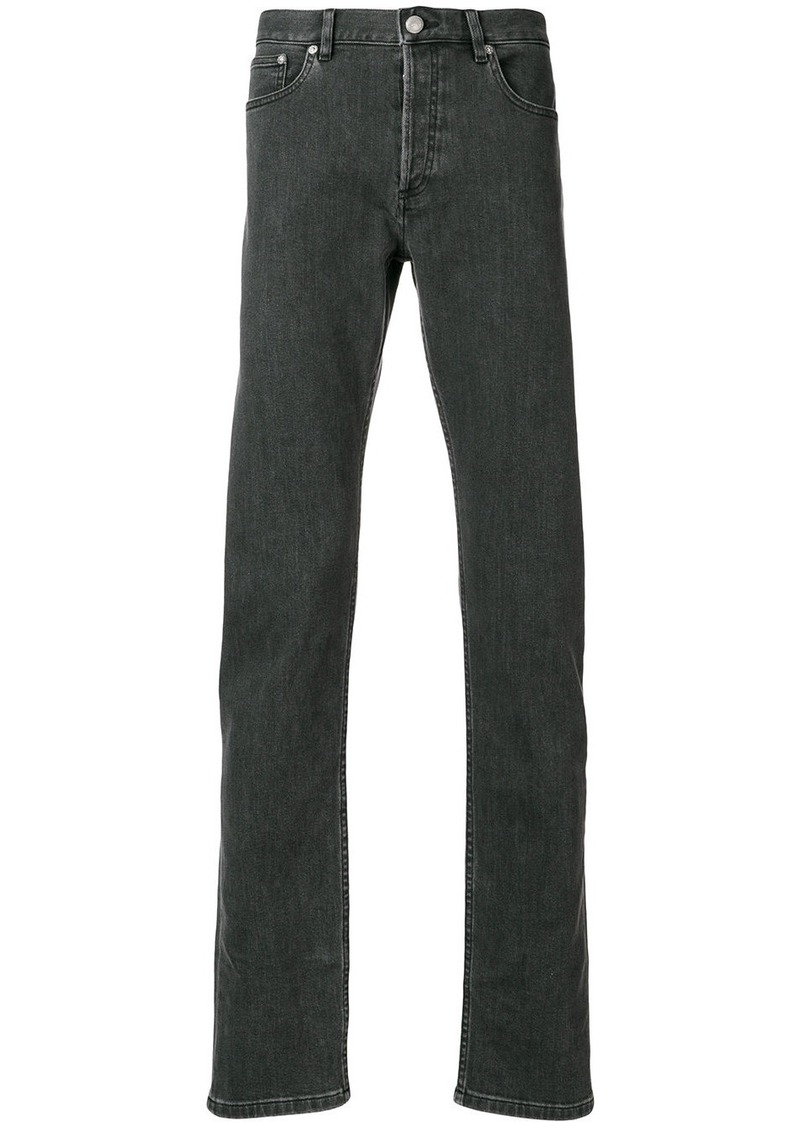 straight leg jeans - Grey A.P.C.