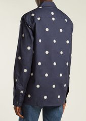 A.P.C. Sun cotton shirt