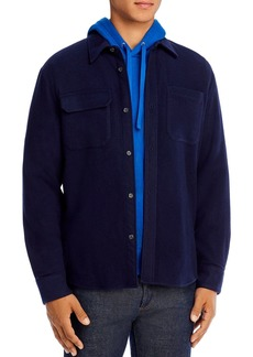 A.P.C. Surchemise Heat Regular Fit Shirt