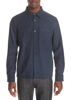 A.P.C. Surchemise Joe Wool Shirt