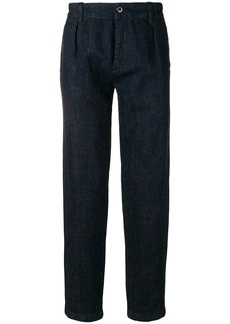 A.P.C. tapered trousers - Blue
