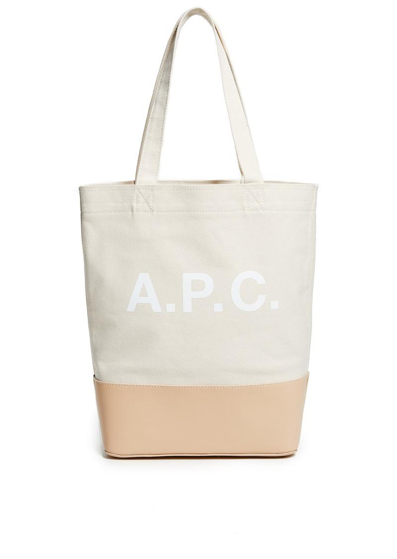 29a67df820 A.P.C. A.P.C. Axel Tote Bag