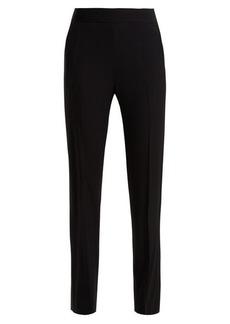 A.P.C. Villiers slim-leg crepe trousers