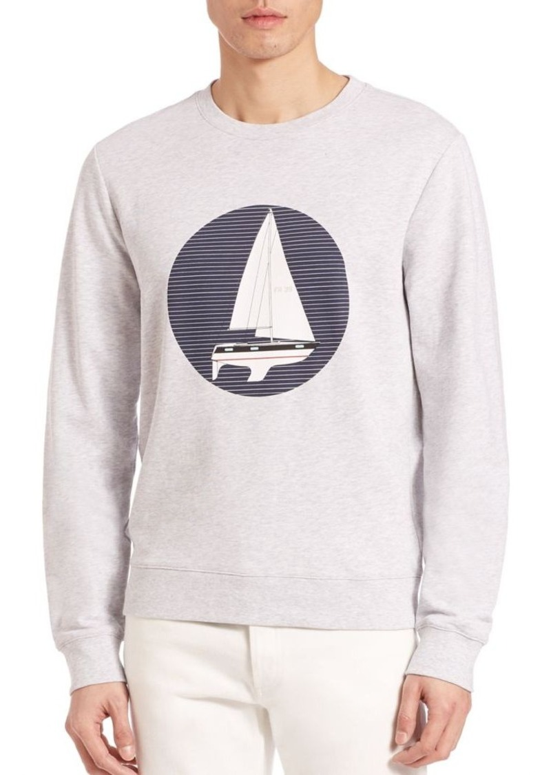 A.P.C. Voilier Sweatshirt