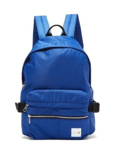 A.P.C. X Carhartt nylon backpack