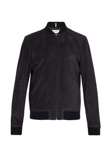 A.P.C. X Louis W. Ferris suede jacket