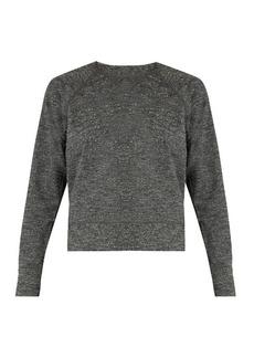 A.P.C. x Outdoor Voices Sweat jersey performance sweatshirt