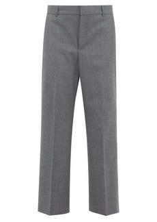 A.P.C. X Suzanne Koller Eva twill straight-leg trousers
