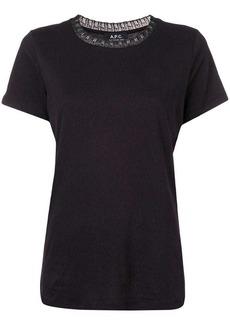 A.P.C. basic T-shirt