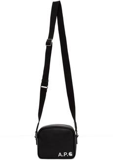 A.P.C. Black Carhartt WIP Edition Nédi Shoulder Bag