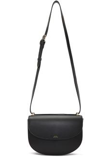 A.P.C. Black Genève Bag