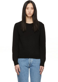 A.P.C. Black Lauren Sweater