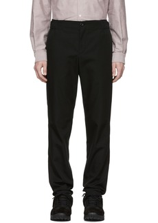 A.P.C. Black Omega Trousers