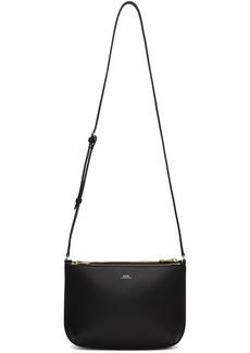 A.P.C. Black Sarah Bag