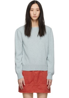 A.P.C. Blue Lauren Sweater