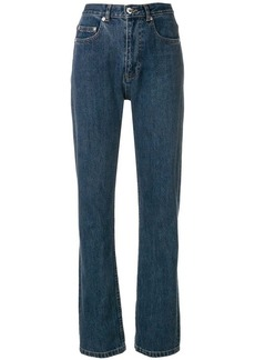 A.P.C. bootcut jeans