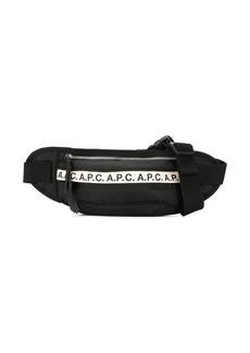 A.P.C. branded belt bag
