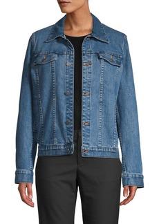 A.P.C. Brandy Denim Trucker Jacket